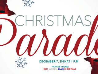 Flatwoods Annual Christmas Parade