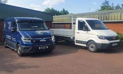 Another van sorted for Echo Engineering