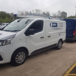 Another renault trafic secured for MGH E