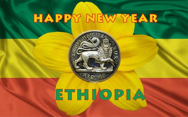 Happy New Year Ethiopia!