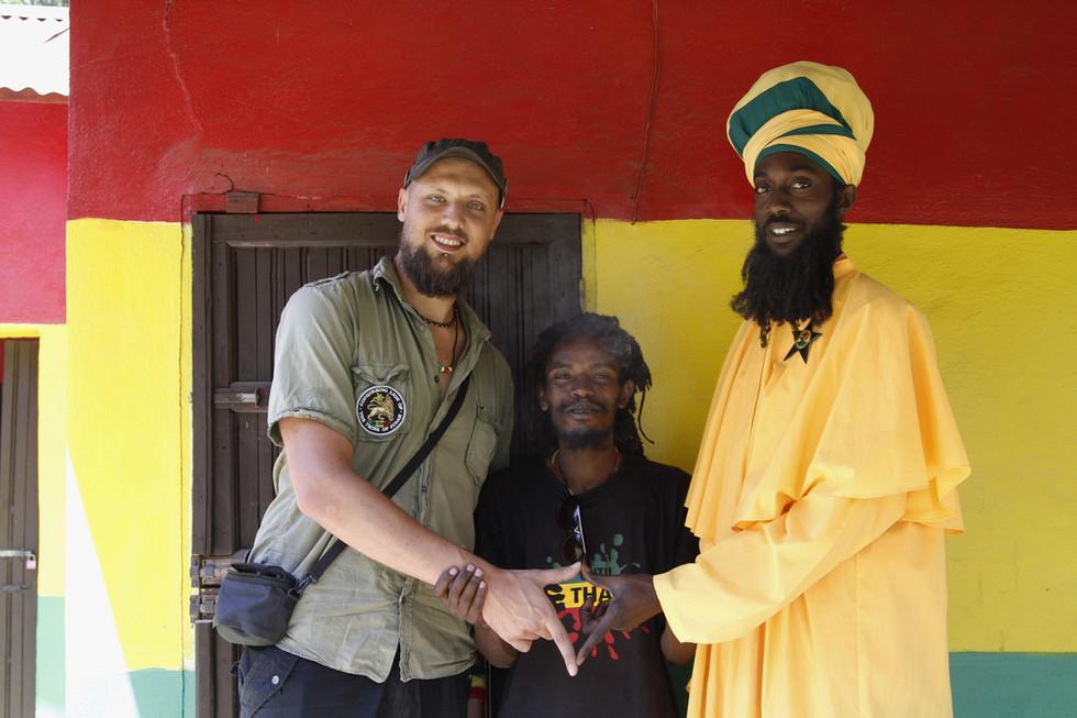 Reggae-agenda.nl in Ethiopia
