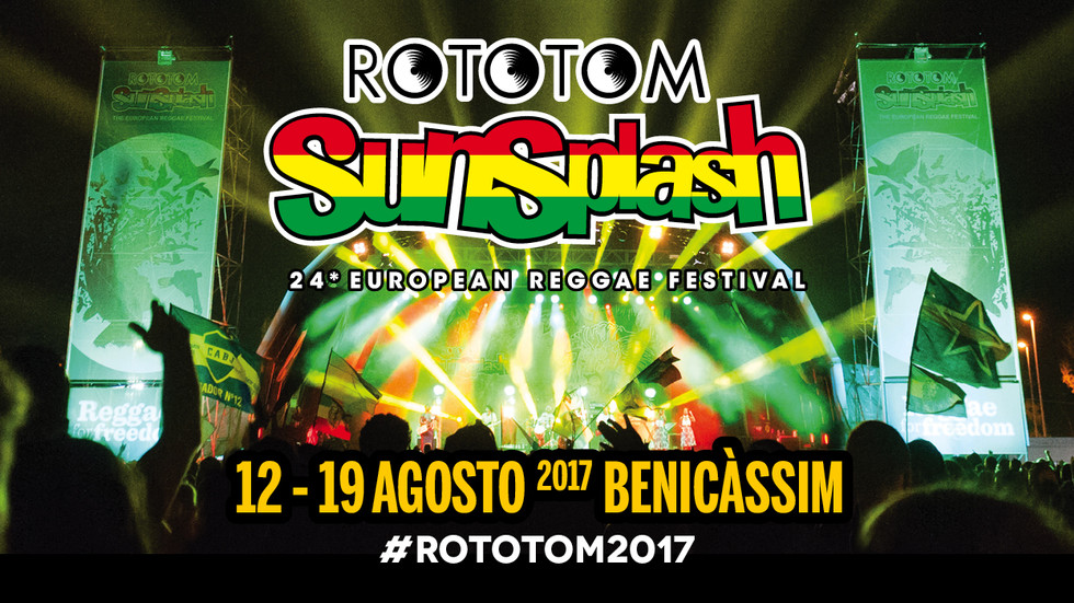 Do good, do good: Meet Ras Ibi on Rototom!