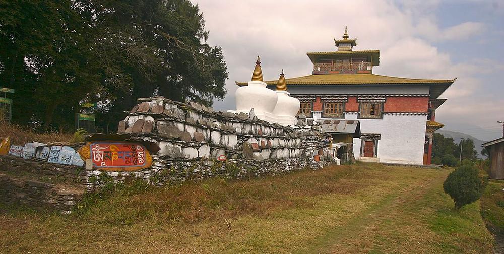 Tashi Ding monastery