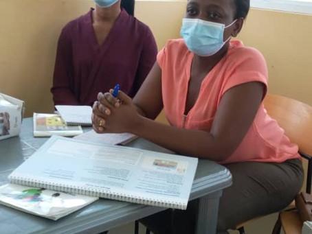 Trainings in Ghana