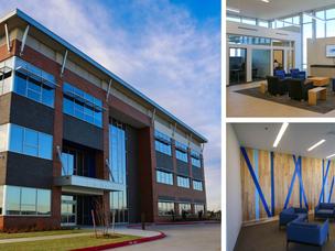 LKC Building Spotlight: WEOKIE Executive Office Building