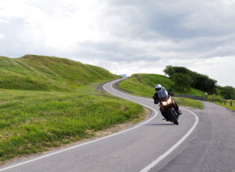 Thought Leadership Series by the Professor: How to Deal with Change - Lessons from a Motorcycle