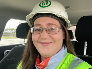 Women in Construction Spotlight: Penny Curl