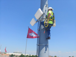 Mercury Communications Distributed Antenna SystemUniversity of Arkansas