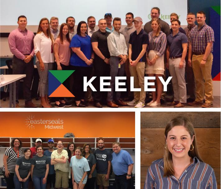 Keeley Companies Interns 2018