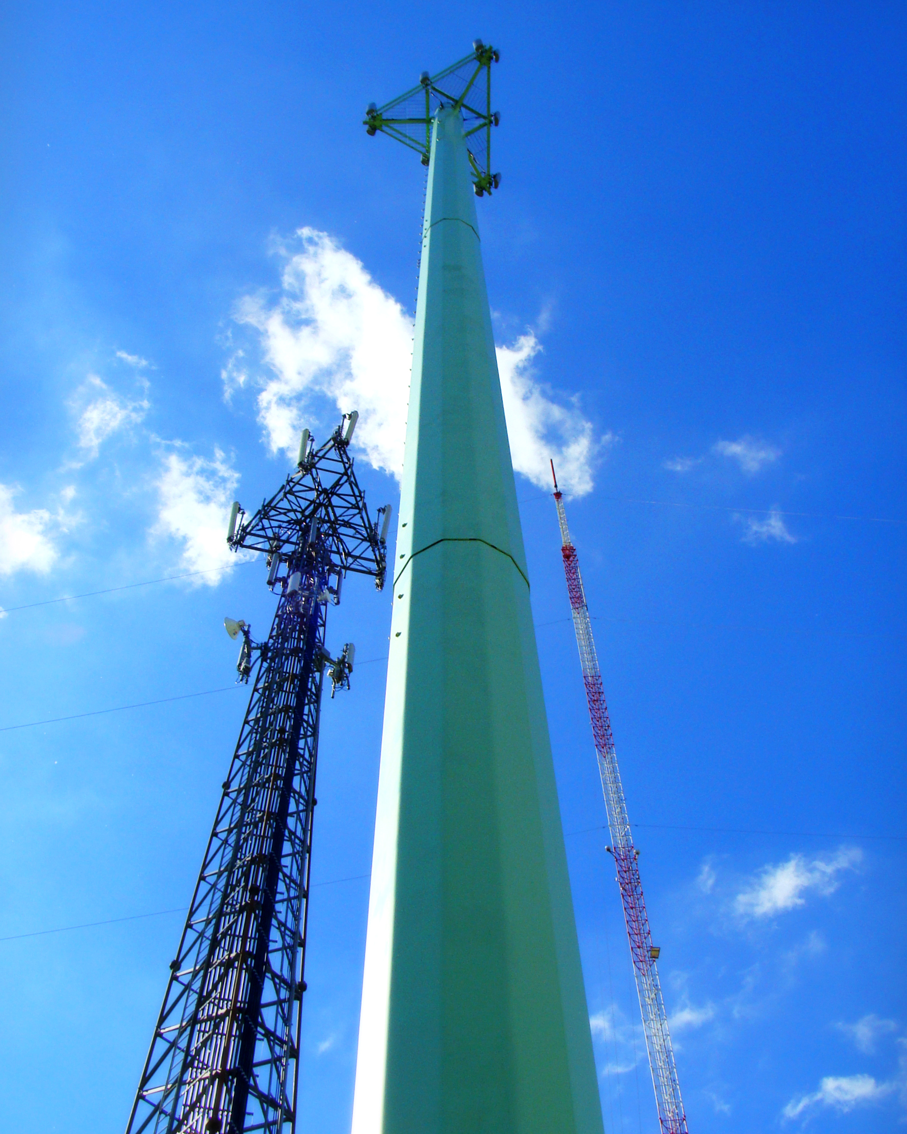 Mercury Communications Tri Towers