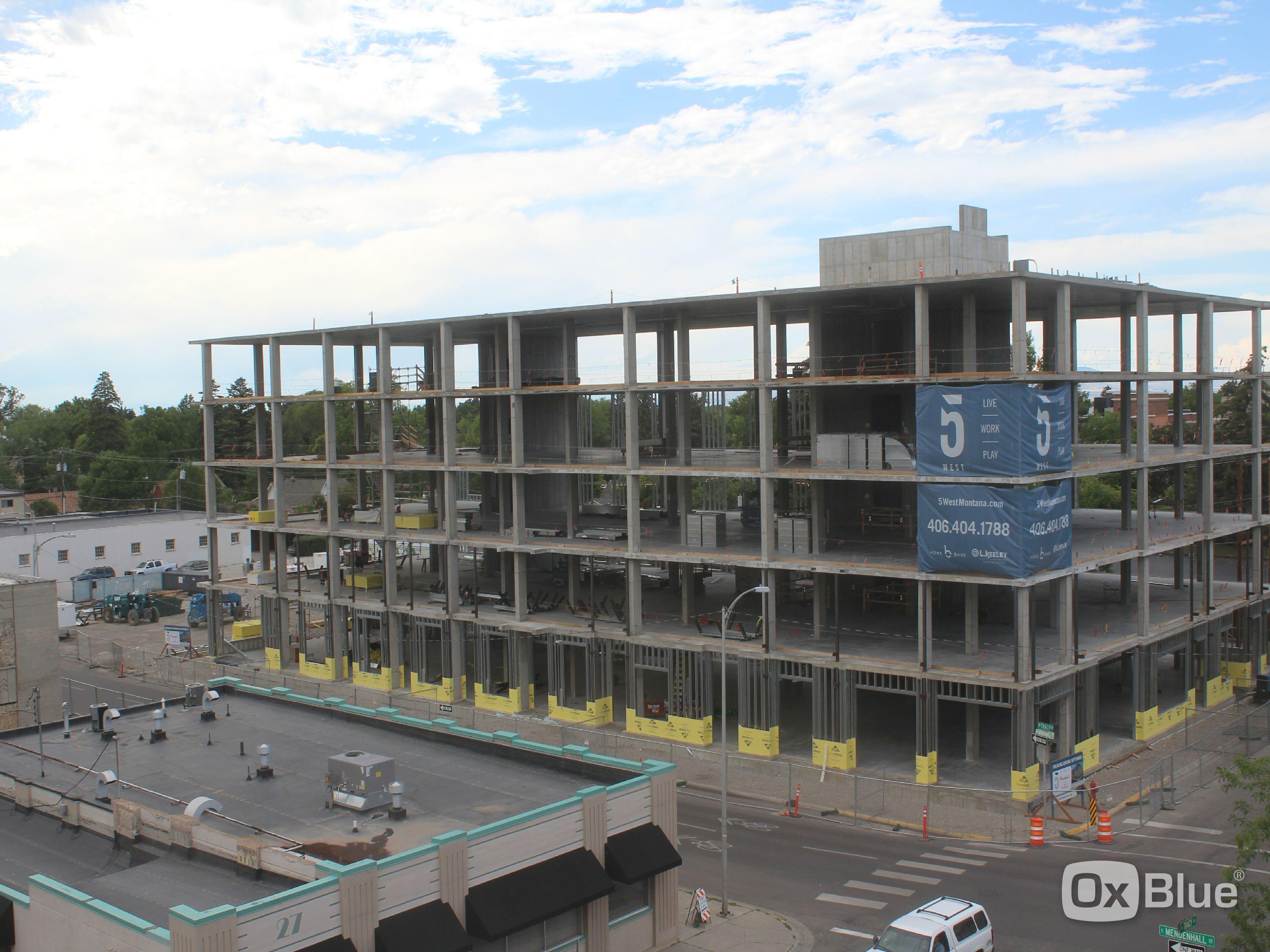 L Keeley Construction Building