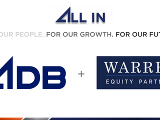 ADB Companies Acquired By Warren Equity Partners