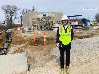 Women in Construction Spotlight: Courtney Venhaus