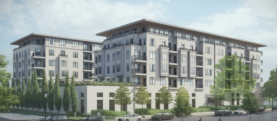 New Multifamily Development In Central West End
