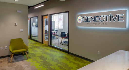 Genective Brand New Headquarters and Research Lab