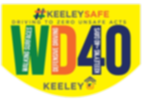 Keeley Safety WD40 Walking Surfaces Defensive Driving
