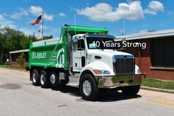 L Keeley COnstruction General Contractor Dump Truck Paving Civil Industrial Building