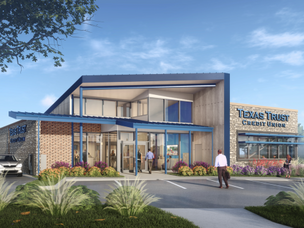 L. Keeley Construction to Build New Texas Trust Credit Union Brand in Grand Prairie, TX
