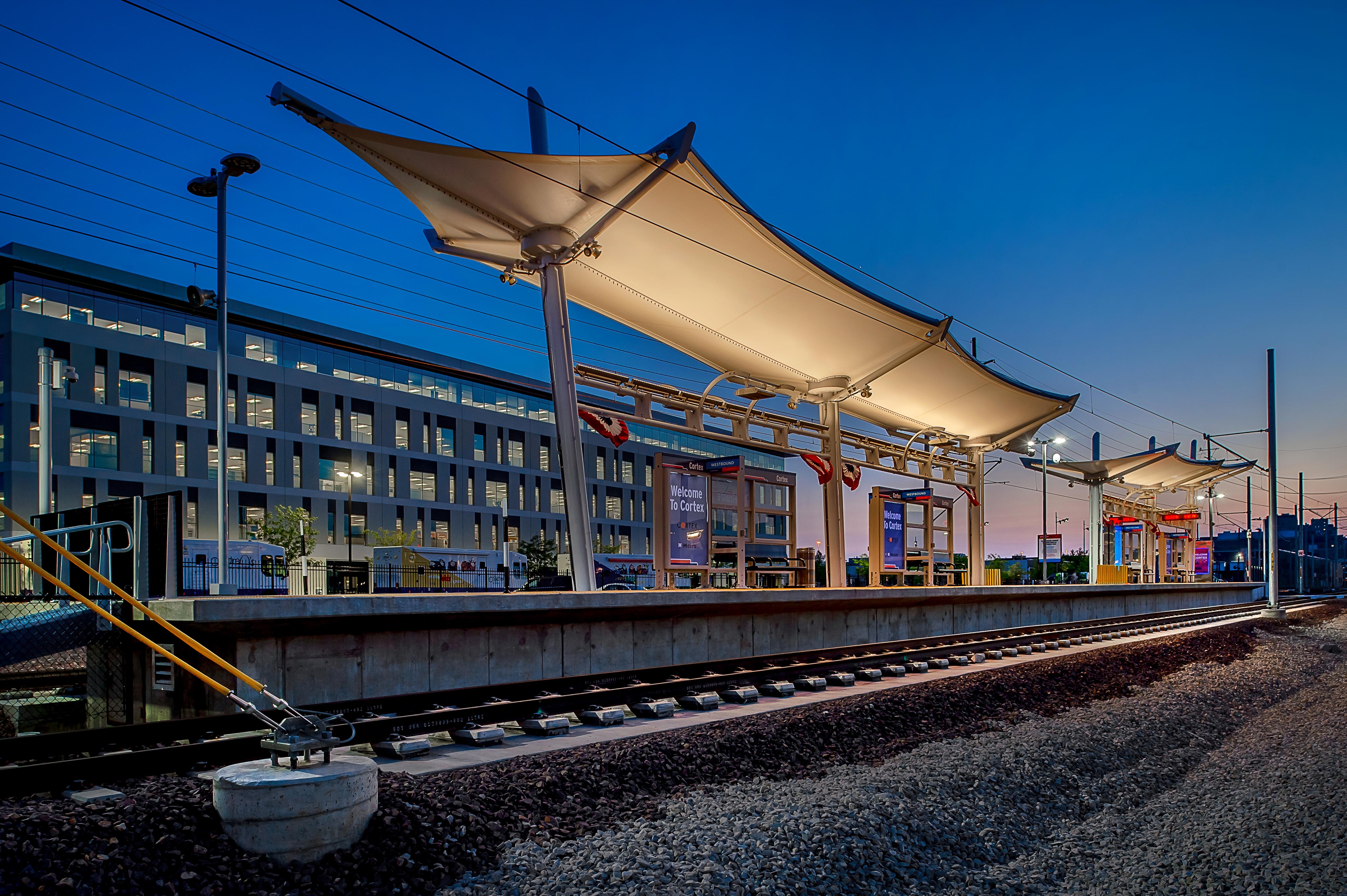 L Keeley Civil Final MetroLink Cortex Platform Expansion