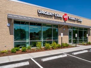 LKC Building Spotlight: AFC American Family Urgent Care