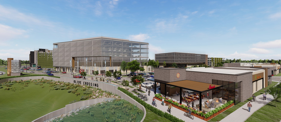 Marriott to Join Olive Crossing