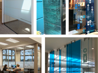 Creative Solutions for Interior Glass