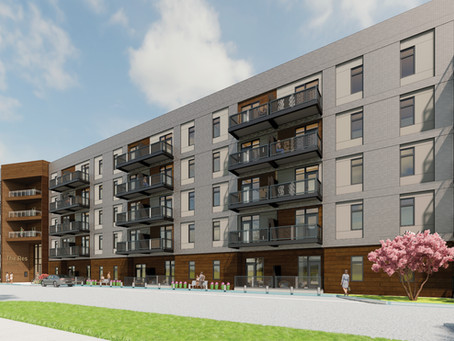 KDG and KEAT Properties Announce New Residential Building at Olive Crossing