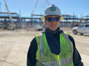 Women in Construction Spotlight: Amanda Schieffer