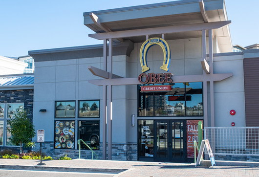 Obee Credit Union-Point Ruston-Exterior.