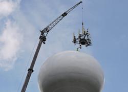 Mercury Communications Water Tower