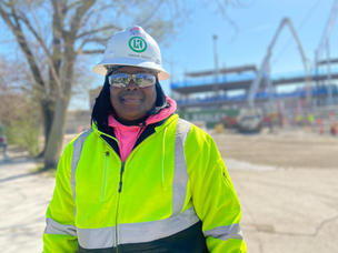 Women in Construction Spotlight: Tanisha Hudson