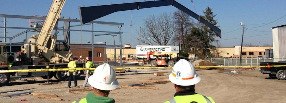 L Keeley Construction Paving Civil Build