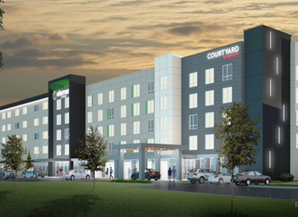 Olive Crossing Announces Dual-Brand Hotel
