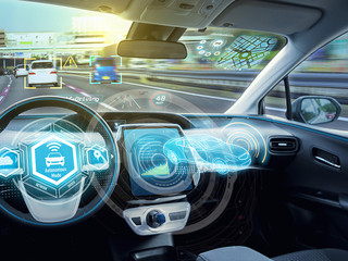 5G: The Future of Self-Driving Vehicles