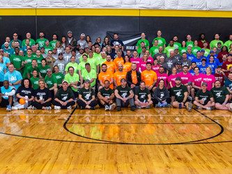 #KeeleyCares: 2020 Dodgeball Tournament