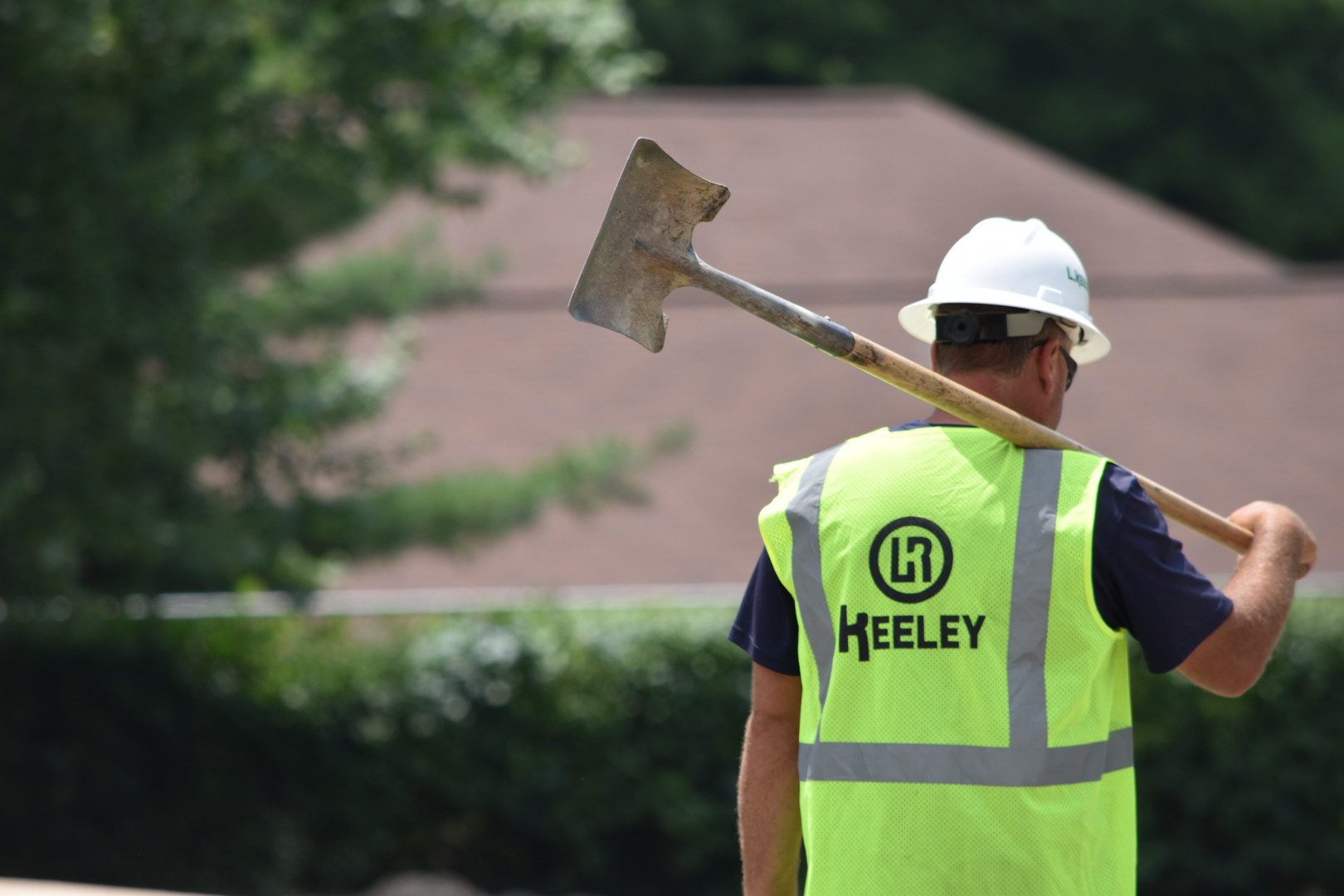 L Keeley Construction Building Paving Ci