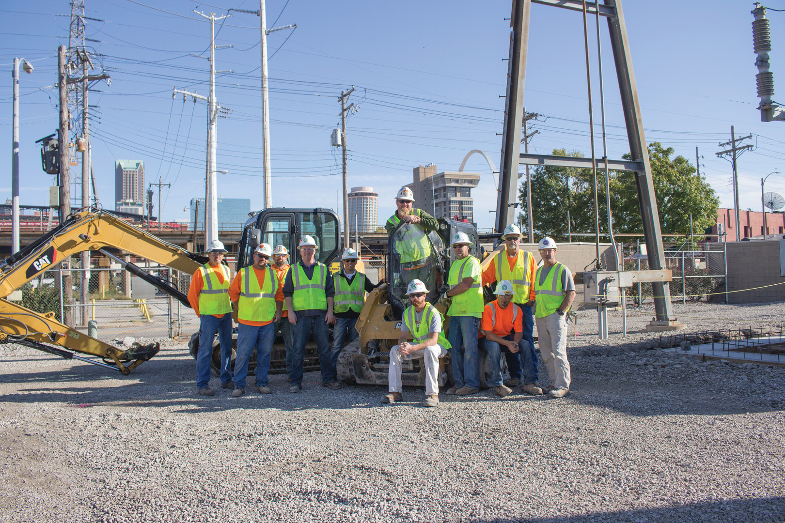 Ameren Mo Spill Containment Group Photo.