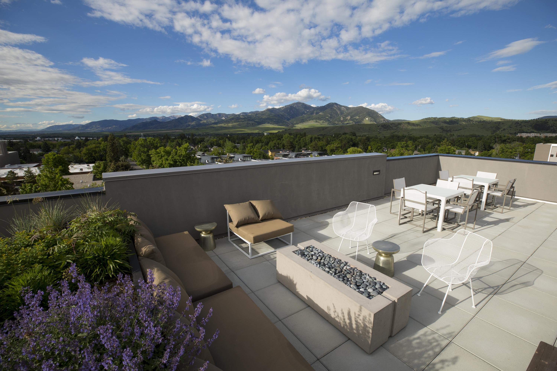 5 West Rooftop Deck Bozeman MT