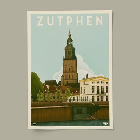 Poster_Zutphen_Walburgiskerk_product_VSP