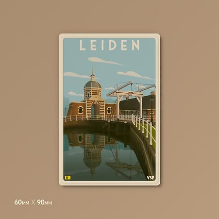 koelkastmagneet_Leiden_product_VSP_2020.