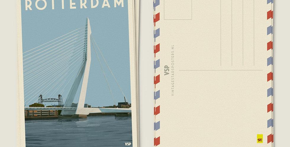 Rotterdam Ansichtkaarten 6 stuks