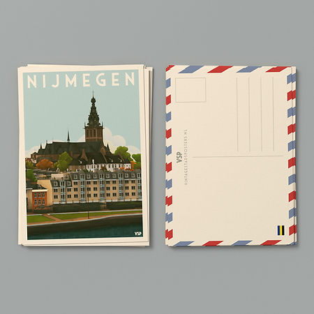 Ansichtkaart_beide_Nijmegen_product_VSP_