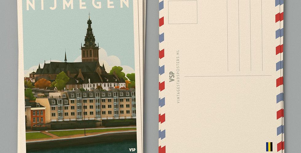 Nijmegen Ansichtkaarten 6 stuks