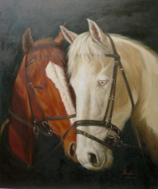 OIL-HORSE