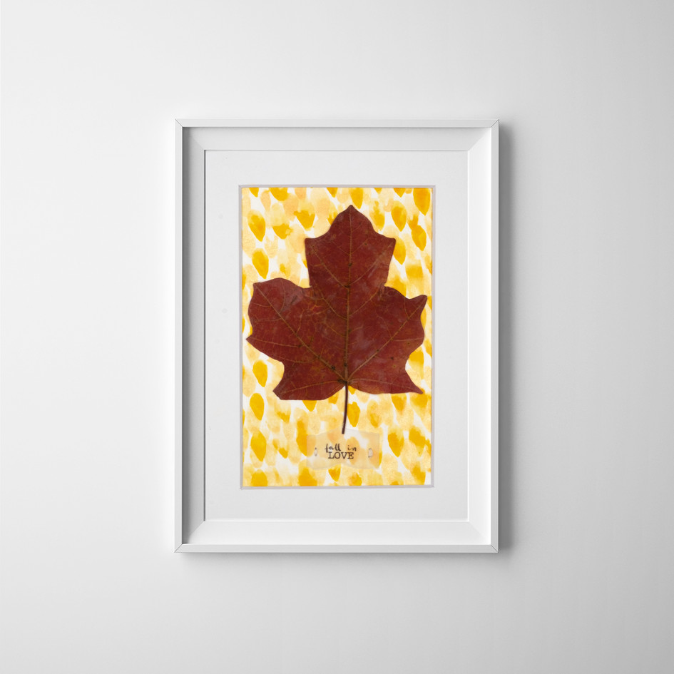 Fall in LOVE 14, by Carolina Schaffer.