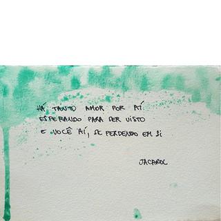 ♡ #jacarol #haikai #poesia