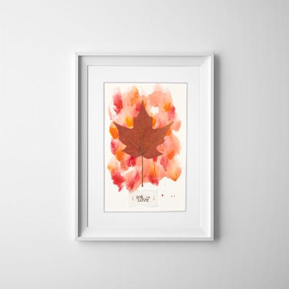 Fall in LOVE 12, by Carolina Schaffer.