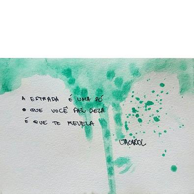 🚜 #jacarol #haikai #poesia