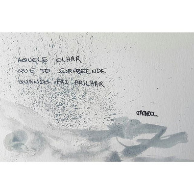 🖌 #jacarol #haikai #poesia #frases #poe