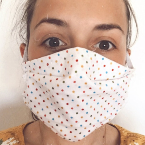DIY: masques en tissus